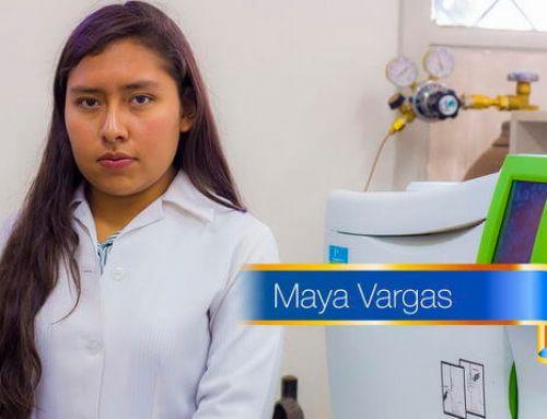 Maya Vargas – Becaria