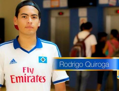 Rodrigo Quiroga – Becario