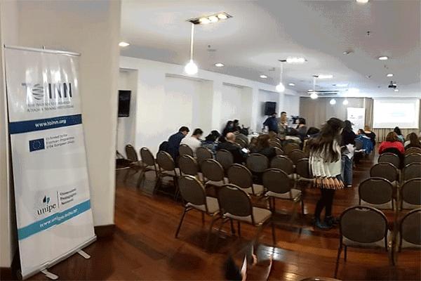 Formación del equipo docente de UNIPE Argentina.