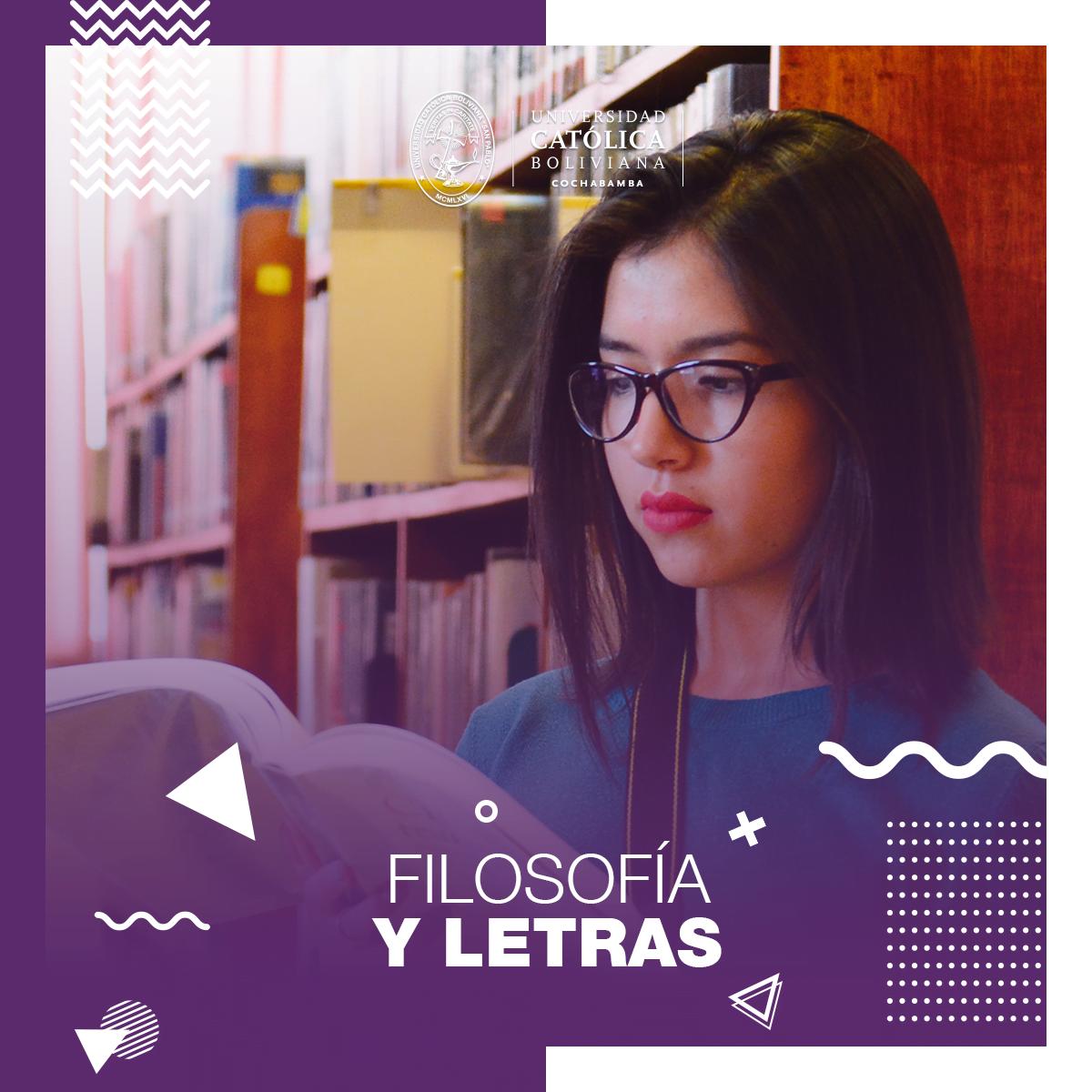 Filosofía y Letras