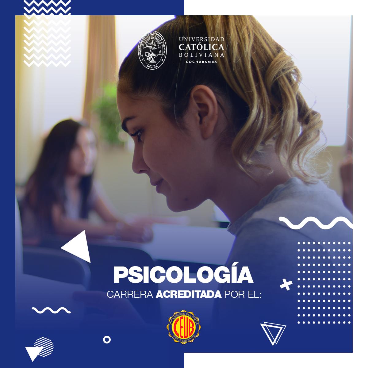 Carrera de Antropología Universidad Católica Boliviana San Pablo Cochabamba